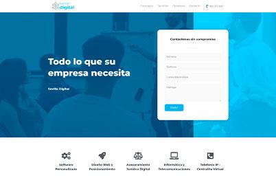 diseño web para empresas alcala de guadaira